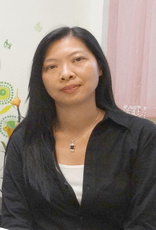 劉慧芳主任表示若成功推行電子通告,系統能自動統計簽回數據,為同工減輕了不少行政工作。