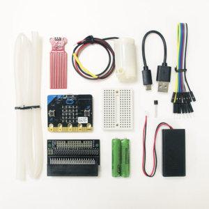 BBC micro:bit 學習套件 4 - 自動灌溉系統
